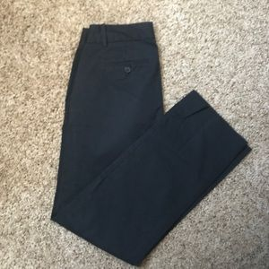 Perfect pair of J Crew Cafe Trousers